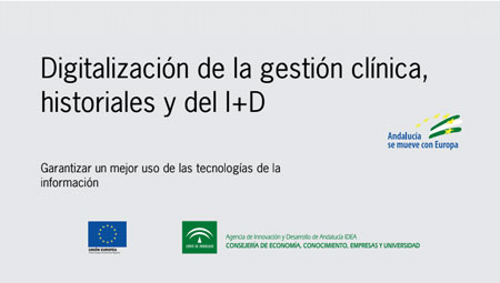 Proyecto innovador de digitalización de historiales clínicos y marketing digital